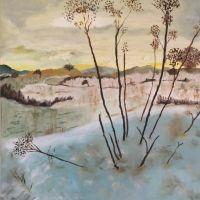 Landschappen om in te dromen: Yvonne van Oostrum