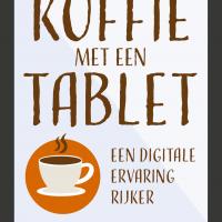 Koffie met een Tablet - bankieren op je mobiel