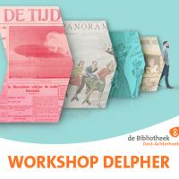 Workshop Delpher