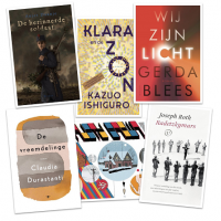 Spraakmakende boeken - lezingenserie