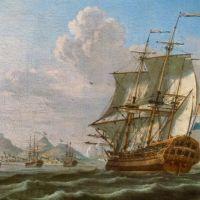 Aan boord van een VOC-schip