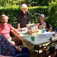 Oprichtingsbijeenkomst literaire leesgroep