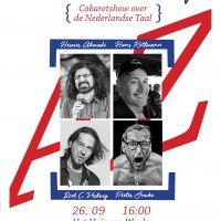 Cabaretshow: De nieuwe speling