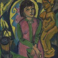 Kijk! Kunst. Kirchner en Nolde: Expressionisme en Kolonialisme 07-12-2021 20:00