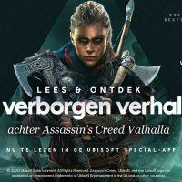 Assassin's Creed Valhalla - Verborgen verhalen 20-09-2021