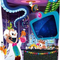 Mad Science show: Wonderen der beweging
