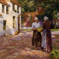Lezing: De schilders van Egmond