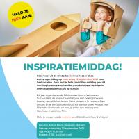 Kinderboekenweek inspiratiemiddag voor leerkrachten
