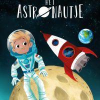 Theatervoorstelling André het astronautje 4+