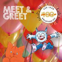 Meet & Greets Dikkie Dik en Dolfje Weerwolfje