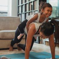 Ouder- en kindcafé - Samen sporten