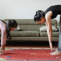 Ouder- en kindcafé - Yoga