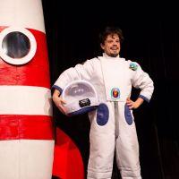 André het astronautje (Kinderboekenweek 2021)