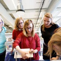 Workshop: Bookbinding / Handboekbinden