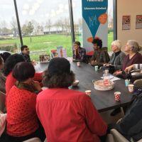 Samen Nederlands praten in het TaalCafé